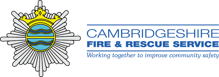Cambs Fire Logo