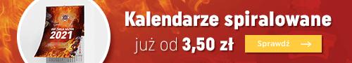 Kalendarze Strażackie 2021