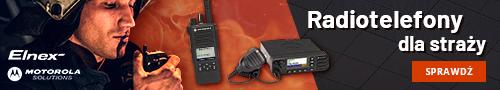 Radiotelefony dla straży