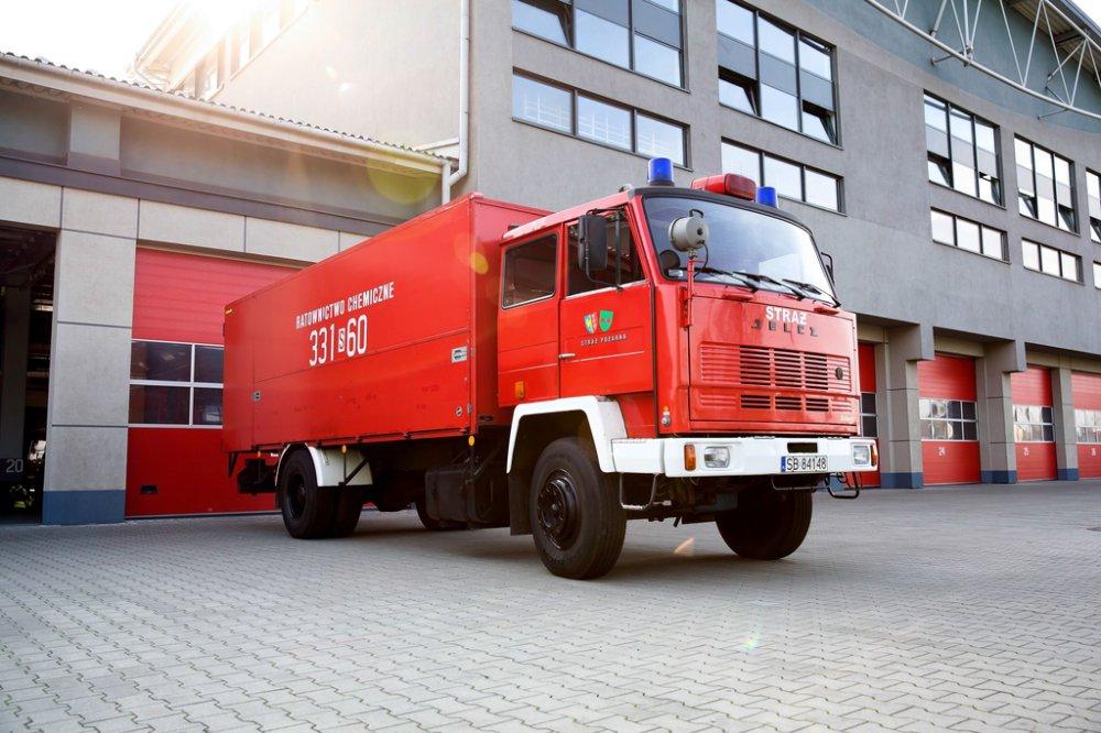 testy sprawnościowe do straży pożarnej 2019